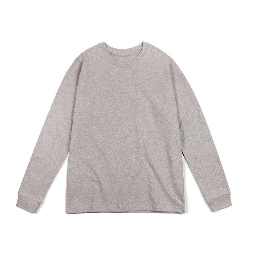 Heavyweight Long Sleeve T-Shirt