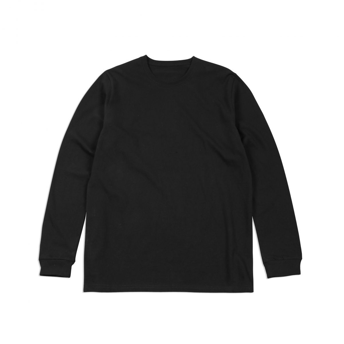 Heavyweight Long Sleeve T-Shirt