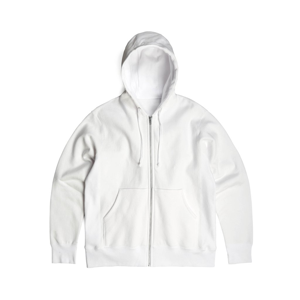 Classic Zip Hooded Sweatshirt